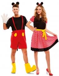 Par kostume kendt mus - voksen