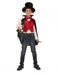 Magiker kostume med tilbehør - børn