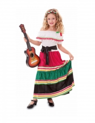 Den farveglade mexicaner - pige