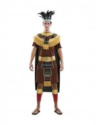 Azteker kostume - mand