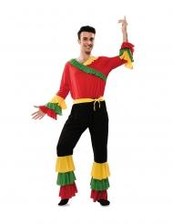 Rumba danser kostume - mand
