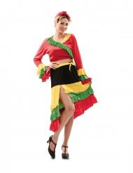 Rumba danser kostume - kvinde