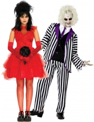 Par kostume gift eksentrisk gotisk - voksen
