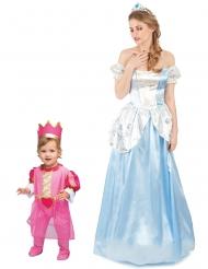 Par kostume prinsesse mor og datter