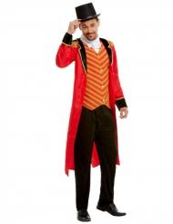 Cirkus dirigent kostume - mand