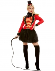 Cirkus dirigent kostume - kvinde