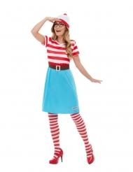 Luksus Find Holger™ kostume - kvinde