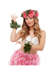 Hawaii Luwau Tiki tilbehør sæt - voksen