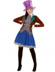 Hattemager kostume - kvinde