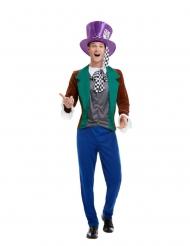 Skør Hattemager kostume - mand