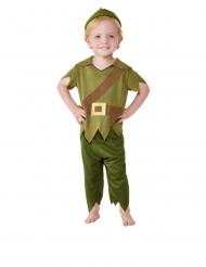 Skov røver kostume - baby