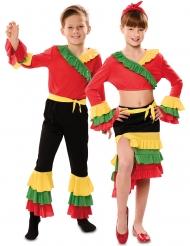 Par kostume rumbadanser - barn