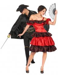 Par kostume hævner og danser