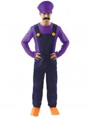 Lilla blikkenslager kostume - mand