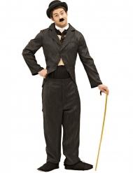 Stumfilms kostume - mand
