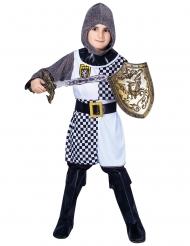 Løve ridder kostume - dreng