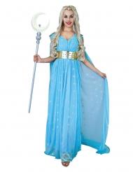 Drage prinsesse kostume - kvinde