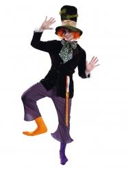 Skør hattemager kostume voksen