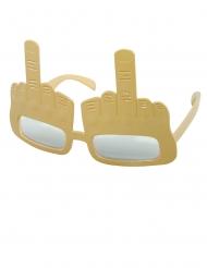 Langefinger brille - voksen