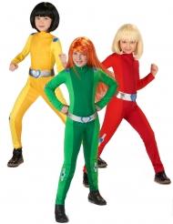 Spion trio kostume - piger