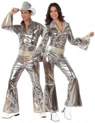 Par kostume diskodansere - voksen