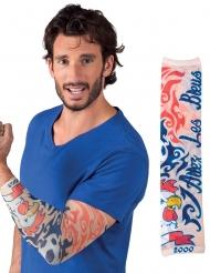 Tattoo-sleve fransk supporter!