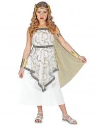 Græsk gudinde kostume - pige