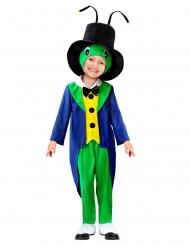 Græshoppe kostume - dreng
