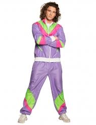 Retro jogging kostume - mand