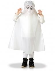 Spøgelses poncho barn