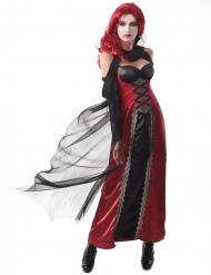 Sexet vampyr kostume - kvinde