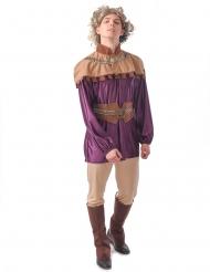 Middelalder prins kostume - mand