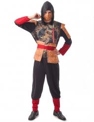 Traditionel ninja kostume - mand