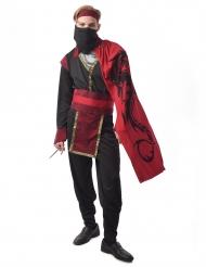 Yakusa kostume rød - mand