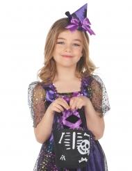 Halloween taske skelet - barn