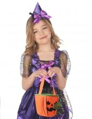 Halloween taske skræmmende græskar - barn