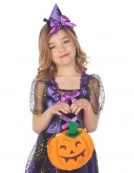 Halloween taske græskar - barn
