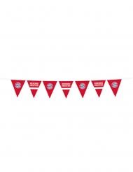 Plastik guirlande FC Bayern Munich™ 4 m