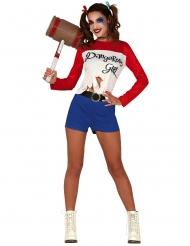 Dangerous Girl kostume - pige
