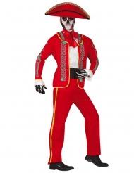 Mexicansk Dia de los muertos toreador kostume - mand