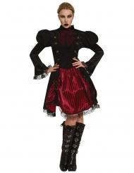 Miss Steampunk kostume kvinde