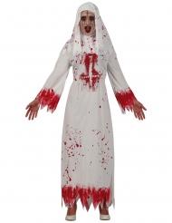Blodgydende nonne kostume - vkinde