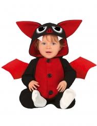 Lille flagermus kostume - baby