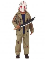 Machete morder kostume - dreng