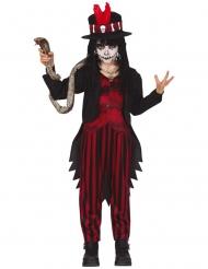 Mystisk voodoo doktor kostume - dreng