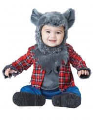 Sød varulv kostume - baby