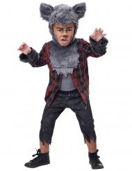Varulv kostume - dreng
