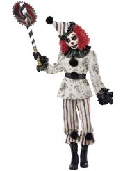 Den skrækkelige klovn kostume - barn