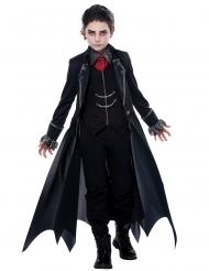 Gotisk vampyr kostume - dreng