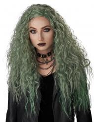 Paryk lang wave hår - kvinde
